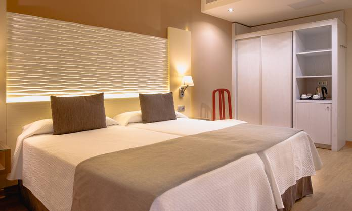 Double Sea View HL Suitehotel Playa del Ingles**** Hotel Gran Canaria